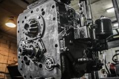 Коробка переключения передач для трактора Беларус-1221 и его модификациям