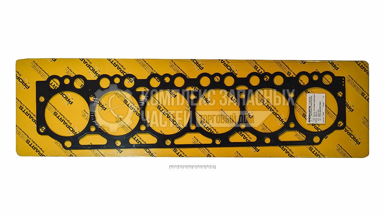 04201560 прокладка ГБЦ BF 6M 1013-II (металл)