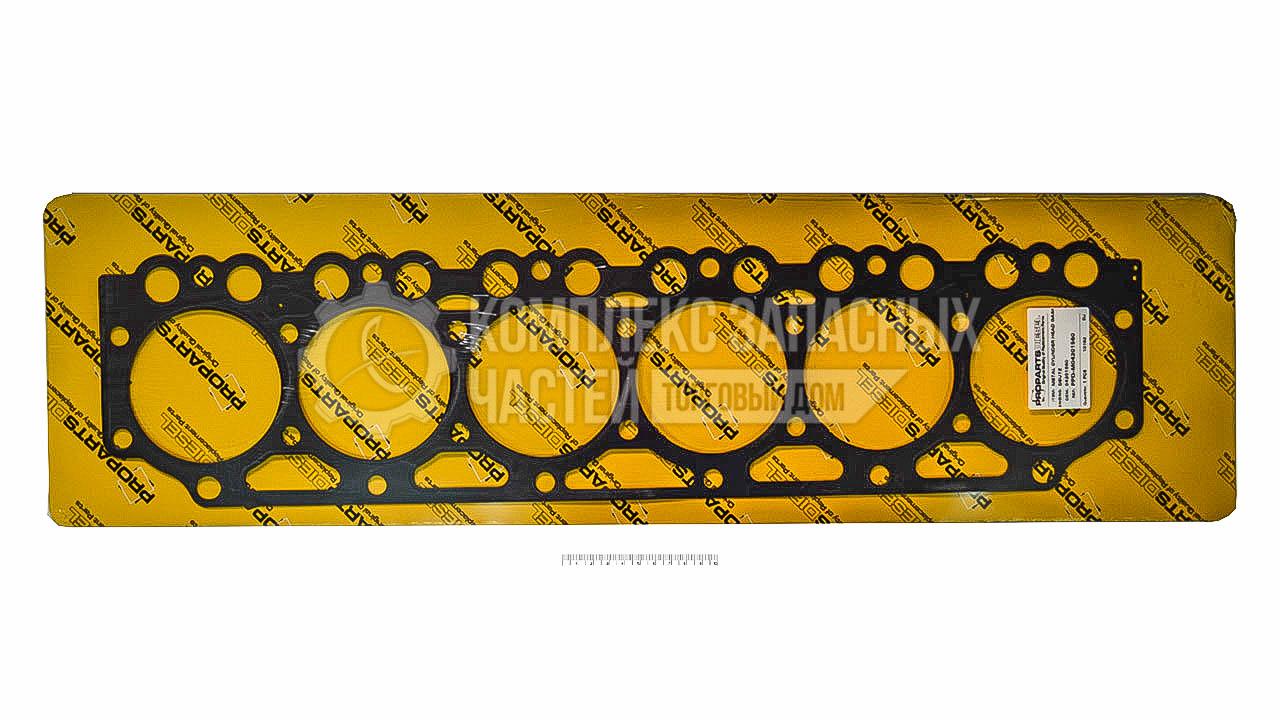 04201561 прокладка ГБЦ BF 6M 1013-III (металл)