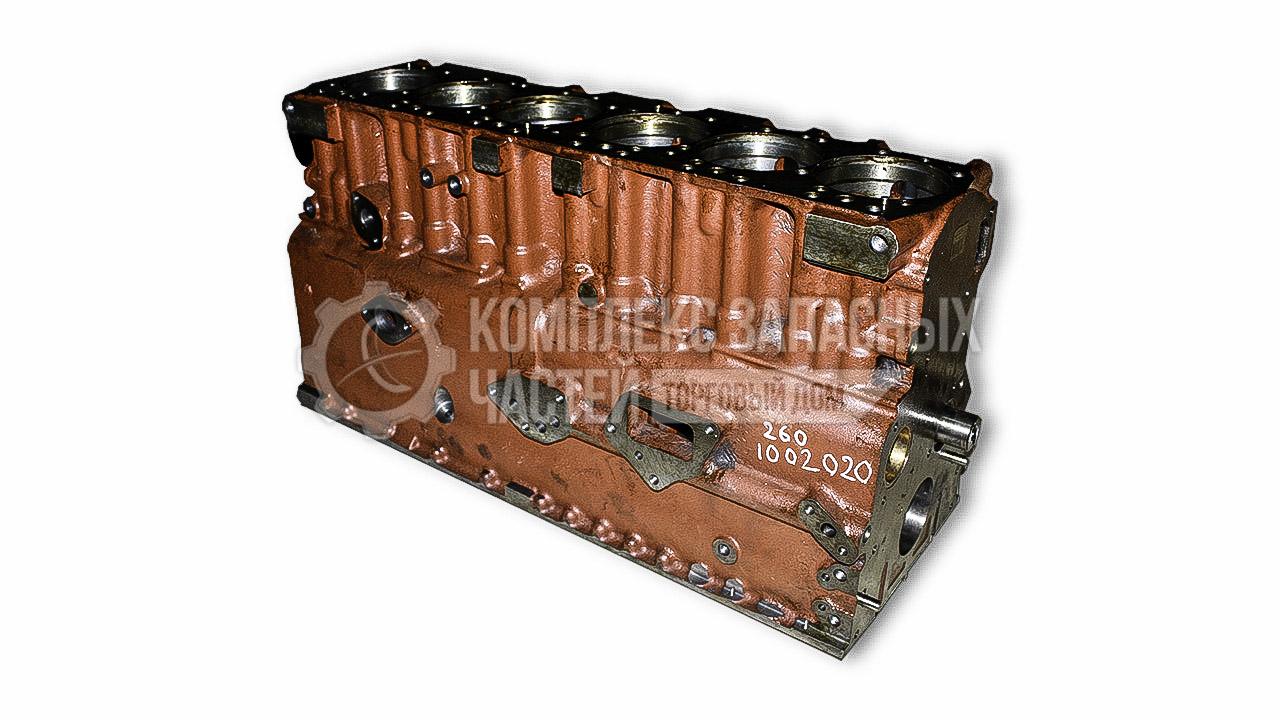 260-1002020 Блок цилиндров