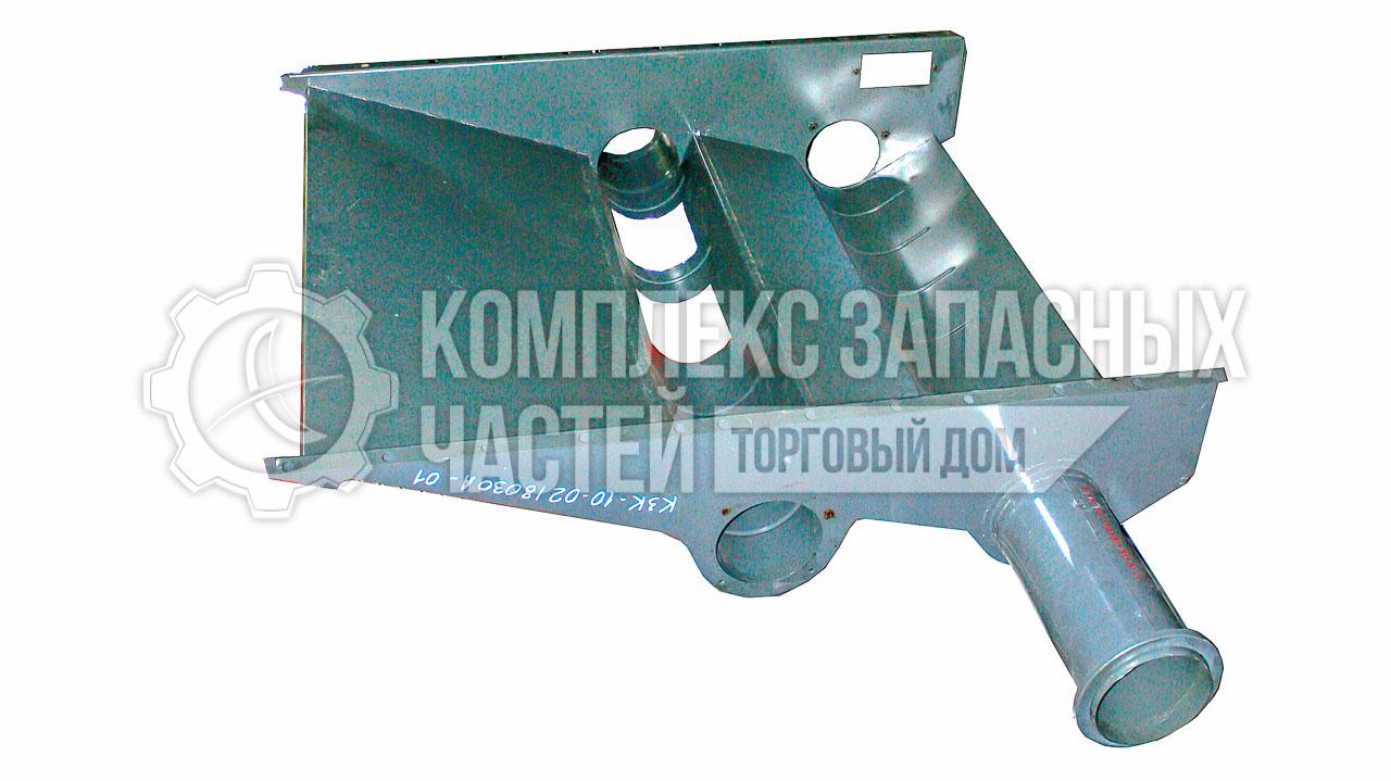 кзк-10-0218030А Поддон блока шнеков